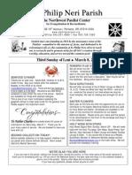 Bulletin Mar 8