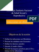 INFECCIONES OBSTÉTRICAS