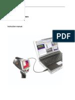 Instruction Manual IRSoft