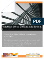 Práctica-Unidad Didáctica 2