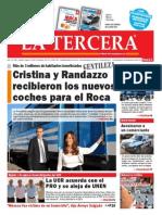 Diario La Tercera 06.03.2015