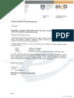 Surat Taklimat Praktikum Ed231 06032014