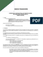 Annexe Financiere Mstsp2015-2016