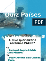 Copia de Quiz Paises CPLP