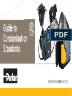guide to contamination standards parker pdf technology science rh es scribd com