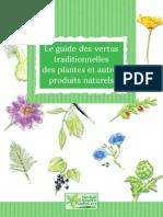 Botanique - Santé - Plantes _ Guide Vertus Des Plantes