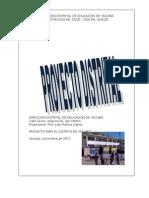 Documento Base, Proyecto Distrital