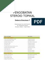 Steroid Topikal