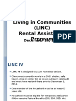 linc presentation | Renting | Supplemental Security Income
