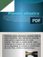 Planeta Albastra