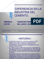 Presentacion Division Cemento