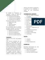 Ficha Técnica de Contrato de Consultoría