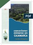 Concesiones MinConcesiones Mineras Cajamarcaeras Cajamarca