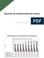 Industrializacion Minerapdf
