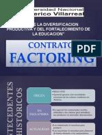 PPT contrato de factoring