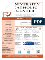 UCC Bulletin 3-08-2015