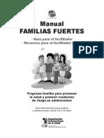 Manual Familias Fuertes