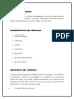 FICHA TÉCNICA CONTRATO DE FACTORING