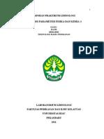Analisis Parameter Fisika Dan Kimia-1
