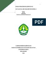 Analisis Kualitas Air Parameter Kimia 2