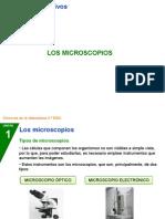 Los Microscopios.ppt
