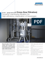 Andritz DCF (Dynamic Cross-flow Filtration)