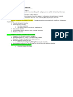 Psyc 331 Exam 2 Study Guide