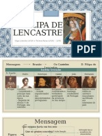 D. Filipa de Lencastre