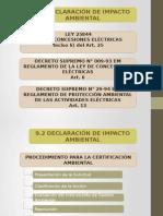 Normativa Ambiental Centrales Termoeléctricas