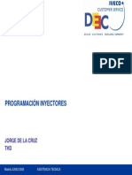 Programacion Inyectores Iveco Trakker