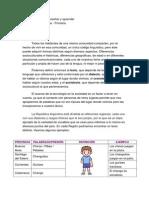 Códigos Lingüísticos Argentinos