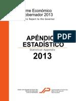 Apéndice Estadístico 2013