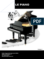 LE PIANO Guide Dapprentissage Vol2