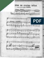 Lamentos de Cuatro Niñas pdf