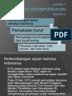 Materi 7 EYD Bagian 1.ppt