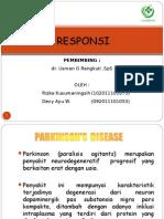 Responsi Saraf Parkinson