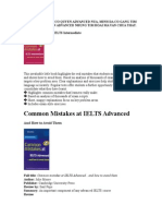 Gioi Thieu - Common Mistakes at Ielts