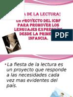 Fiesta de La Lectura