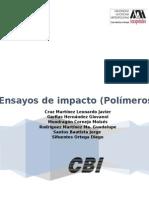 Ensayo de impacto (polímeros)