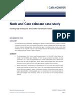 Nude & Care Case Study