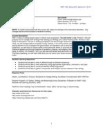 UT Dallas Syllabus for rhet1302.011.10s taught by   (slk041000)