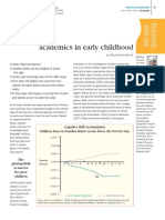 academics in early childhood-1