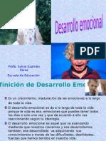 #4 Desarrollo emocional