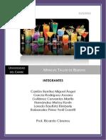 HISTORIA DE LAS BEBIDAS ALCOHOLICAS Y RECETAS DE COCTELES.