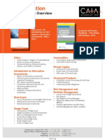 Curriculum Overview 2014 Update