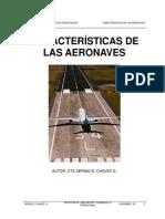 Caracteristicas de Las Aeronaves