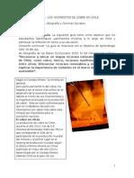 Los Yacimientos de Cobre en Chile
