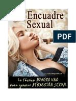 El Encuadre Sexual
