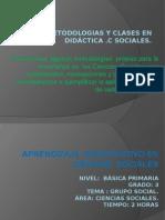 METODOLOGIAS Y CLASES EN Didáctica.pptx
