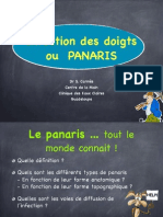 2015 4 Infections Panaris